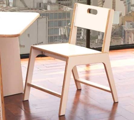 Silla para comedor Lis Linha Bloom Furniture